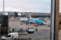 Letisko Amsterdam Schiphol